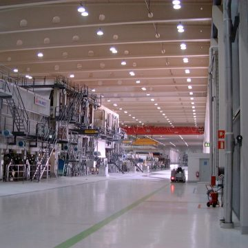 Paper Machine - Coating line