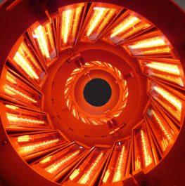 Round Oven