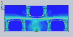 Simulation AIR flow 3D